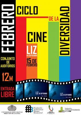 Ciclo de cine diversidad afectiva